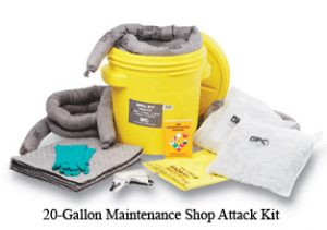 20 Gallon Maintenance Shop Attack Kit