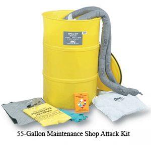 55-Gallon Maintenance Shop Attack Kit