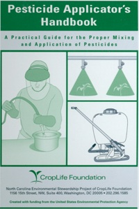 Pesticide Appicator's Handbook