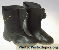 protective waterproof boots