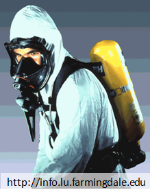 self contained respirator