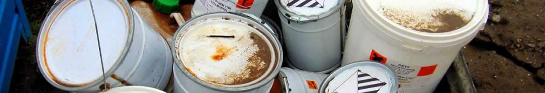 Pesticide disposal program